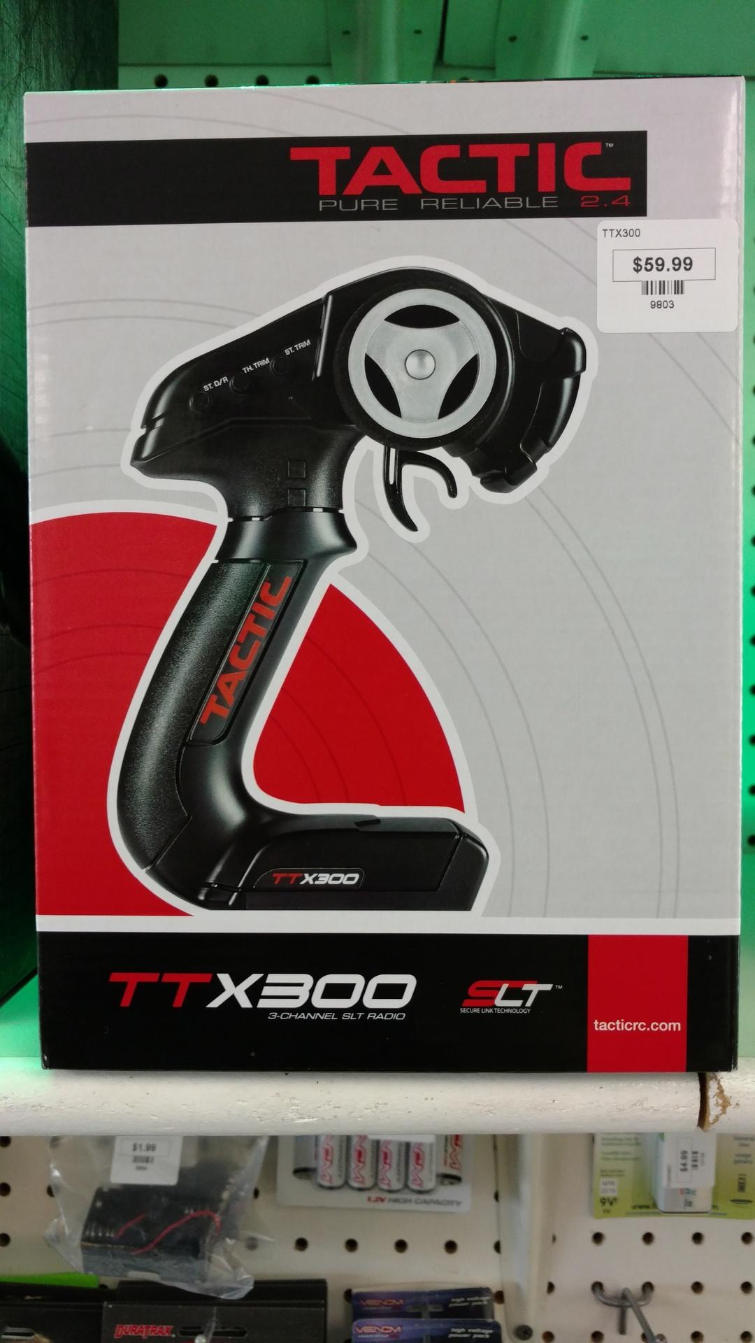 Tactic TTX300